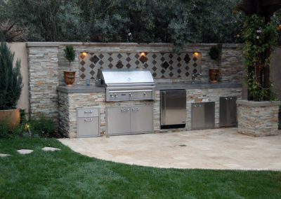 Outdoor Living - BBQ