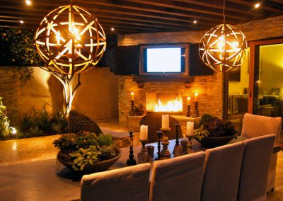 Living Room Outdoors